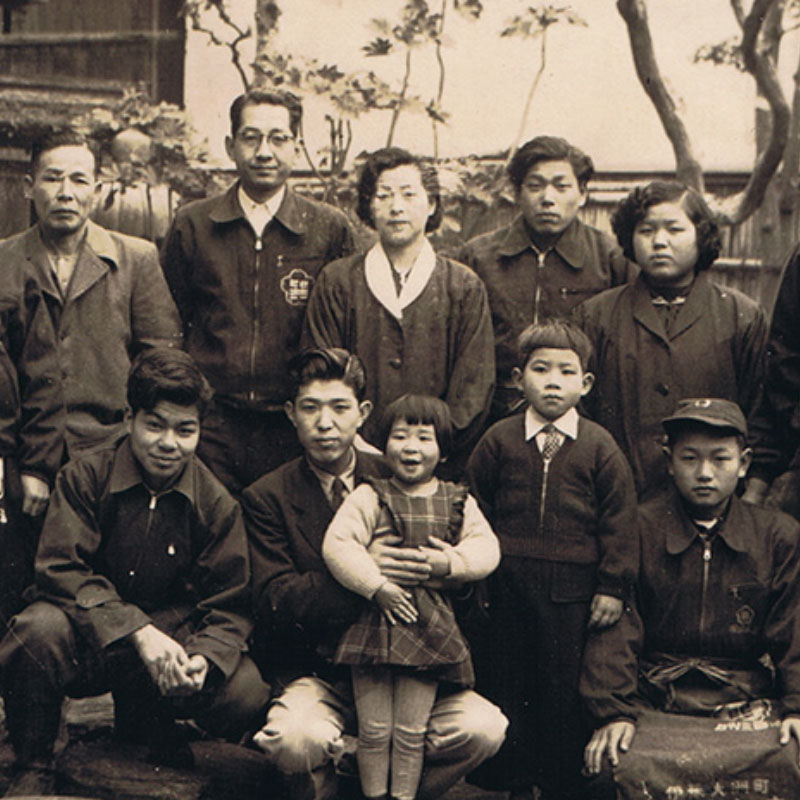 8th generation of the Kajita family