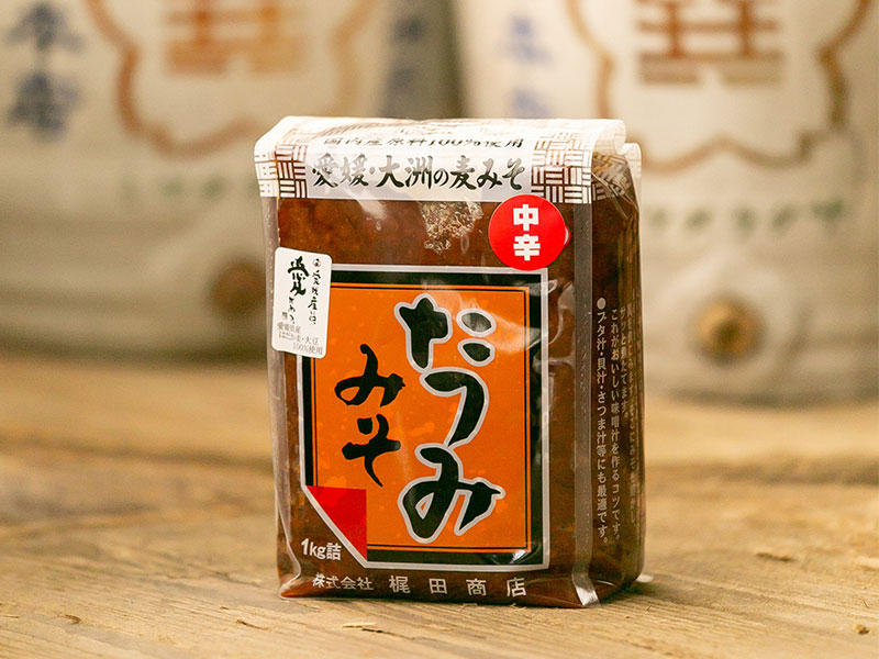 Handcrafted Kajita the highest quality miso