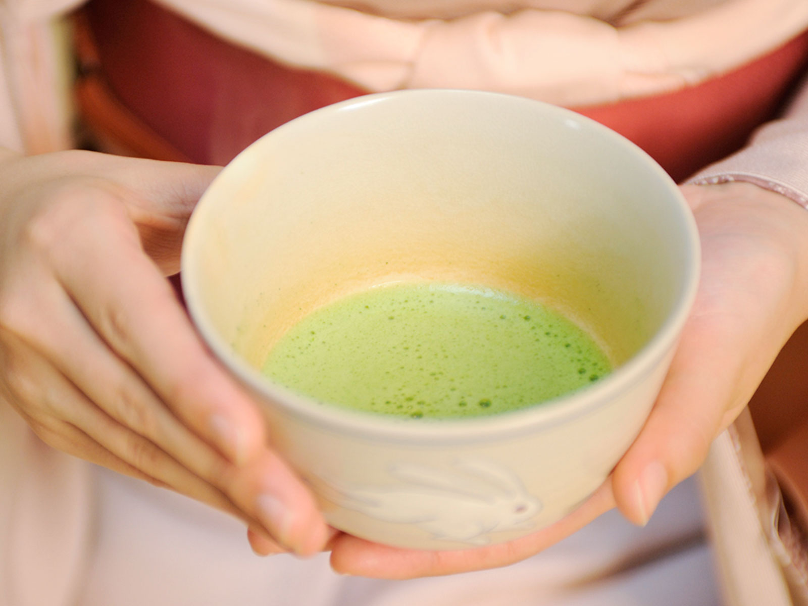 Tea is one of the most typical beverages in Japan